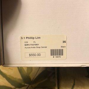 3.1 Phillip Lim Shoes - 3.1 Philip Lim Aurora Ankle Strap Sandal